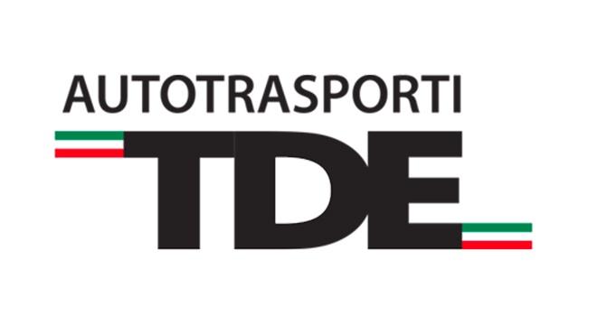 TDE Trasporti Logo