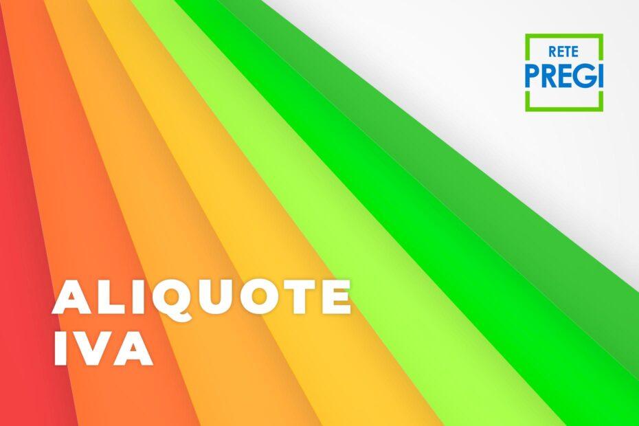 Le aliquote IVA su interventi con Ecobonus